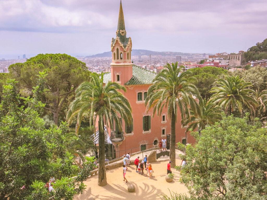 10x Barcelona met kinderen door local Marta