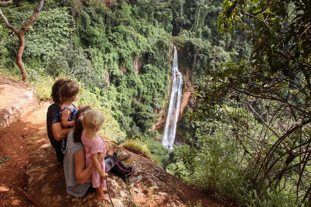 De route van Anneke – Malawi met kinderen
