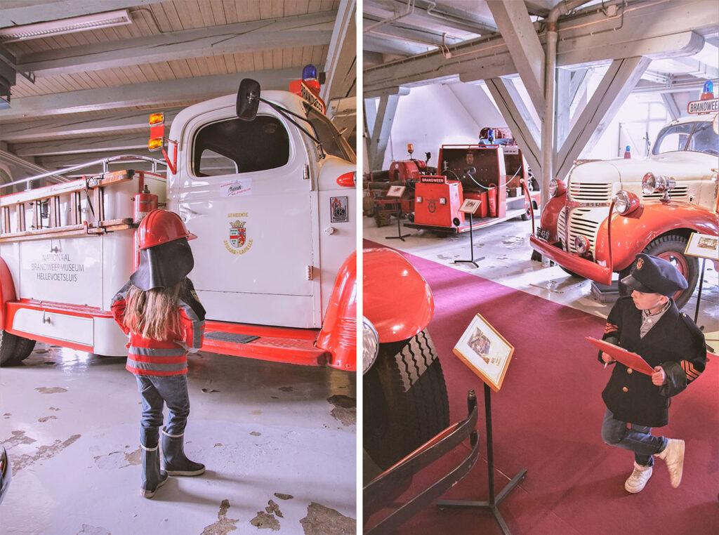 Vakantietip: het Nationaal Brandweermuseum in Hellevoetsluis