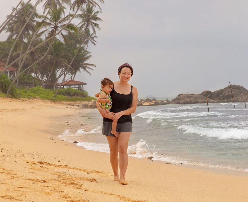 Inspirerend gezin – digital nomad mom op reis met man en kids