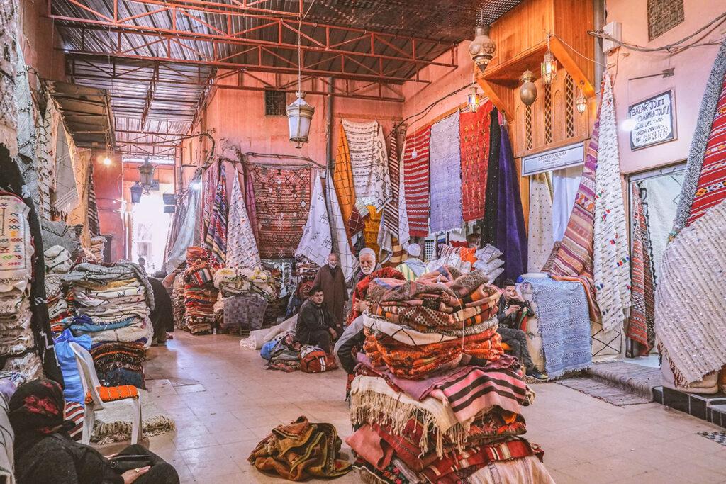Marrakech met kinderen – zien en doen
