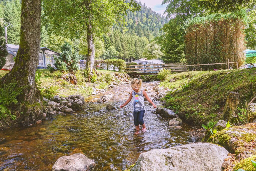 Kindvriendelijke camping in de Vogezen – Flower Camping Verte Valleé