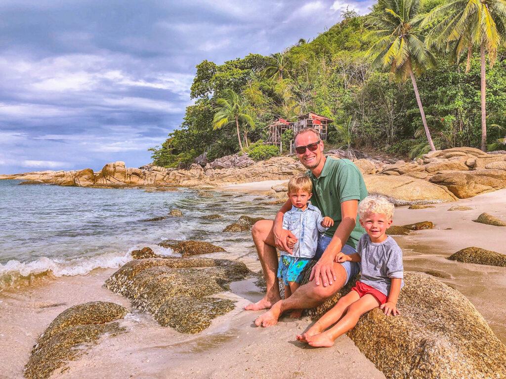 Koh Phangan met kinderen – zien en doen