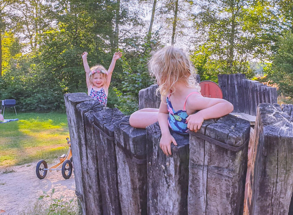 De vakantie van Sandra en Noore: Camping Lolotte