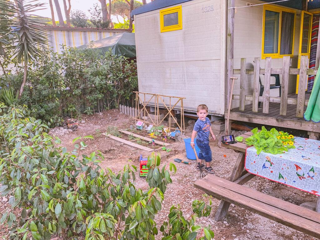 Inspirerend gezin – Voor 5 maanden wonen op een camping vlakbij Rome