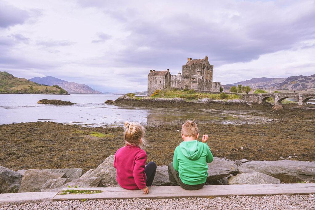 Schotland met kinderen – Praktische informatie en tips