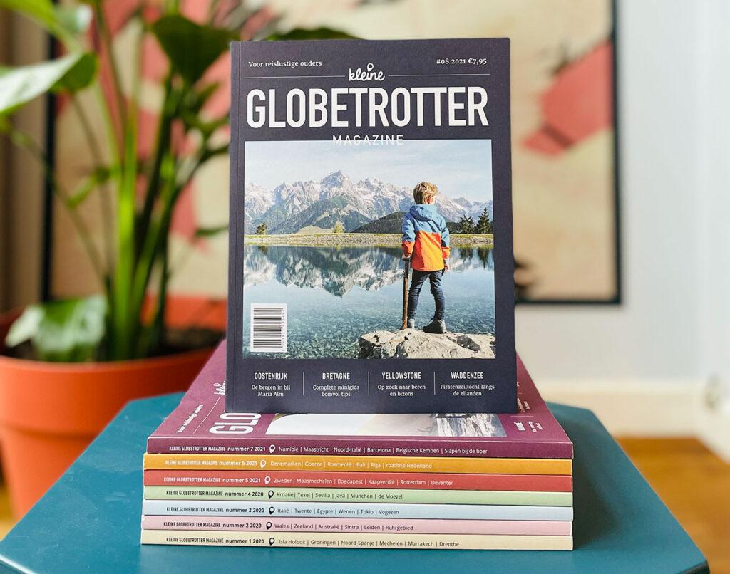 Het Kleine Globetrotter Magazine – reismagazine voor en door ouders