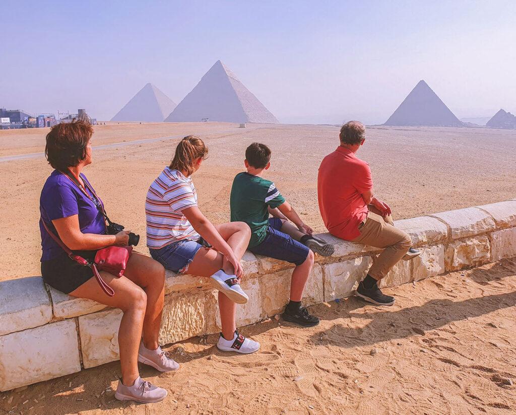 Egypte met kinderen – Nijl-cruise en pyramides