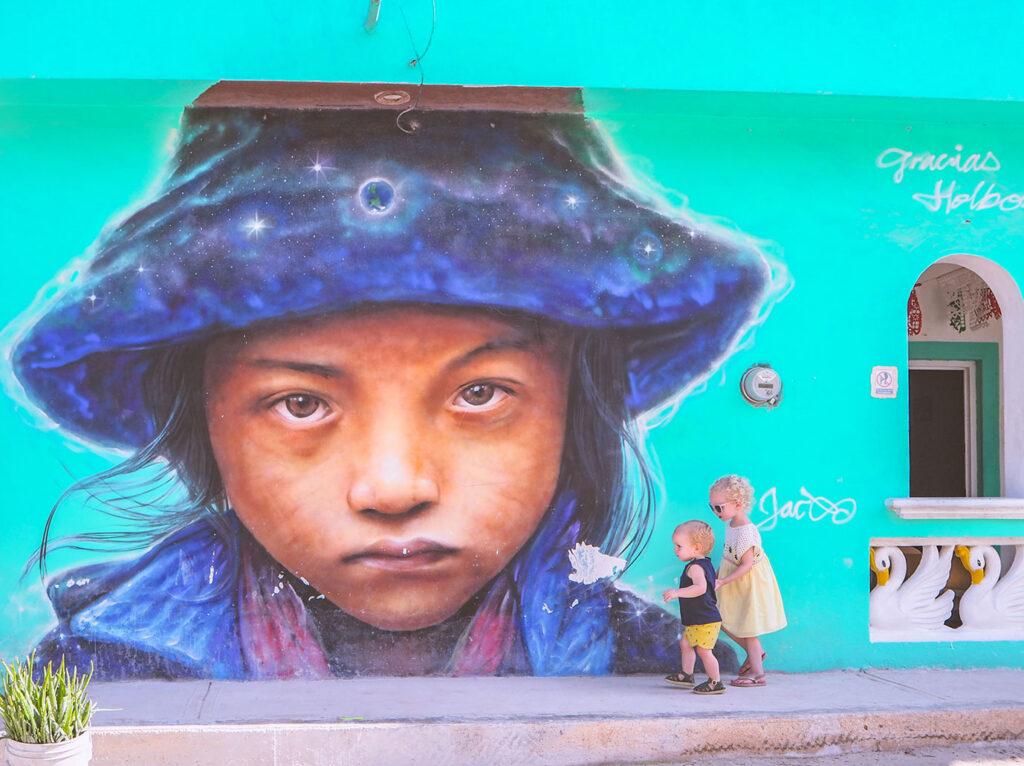 De ideale reisroute door Mexico (Yucatán en Quintano Roo) met kinderen