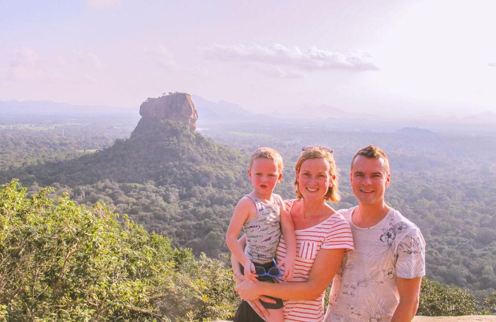De route van Ruth: een maand Sri Lanka met peuter