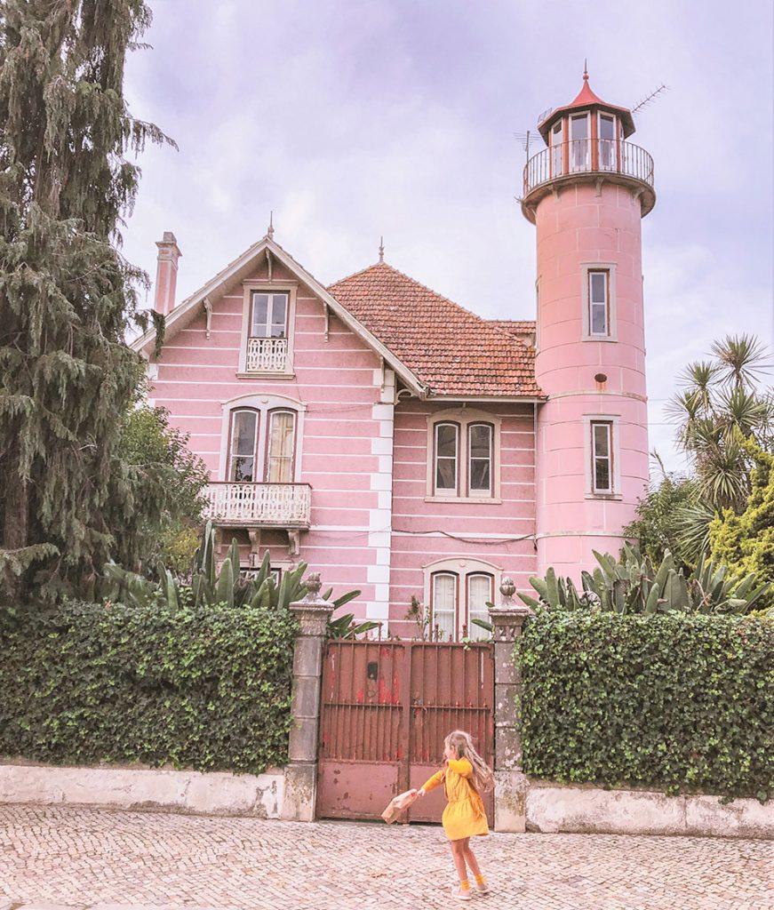 Sintra met kinderen - mooie huizen