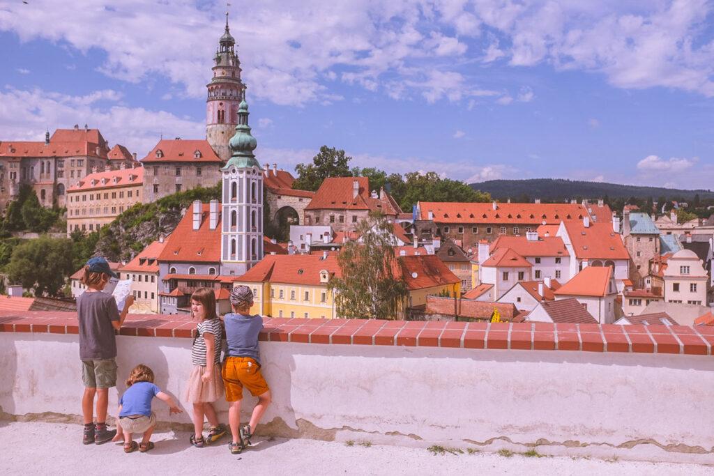 Route van: kindvriendelijke route rondreis Tsjechië