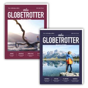 Kleine Globetrotter Magazine 2 edities