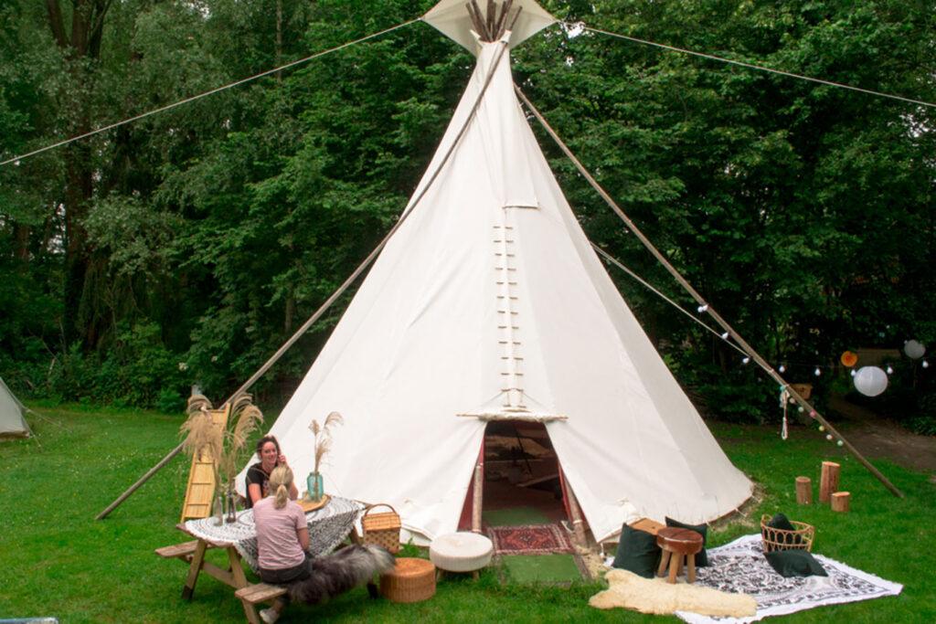 Interview: noSun family camp – kindvriendelijke outdoor vakantie in eigen land