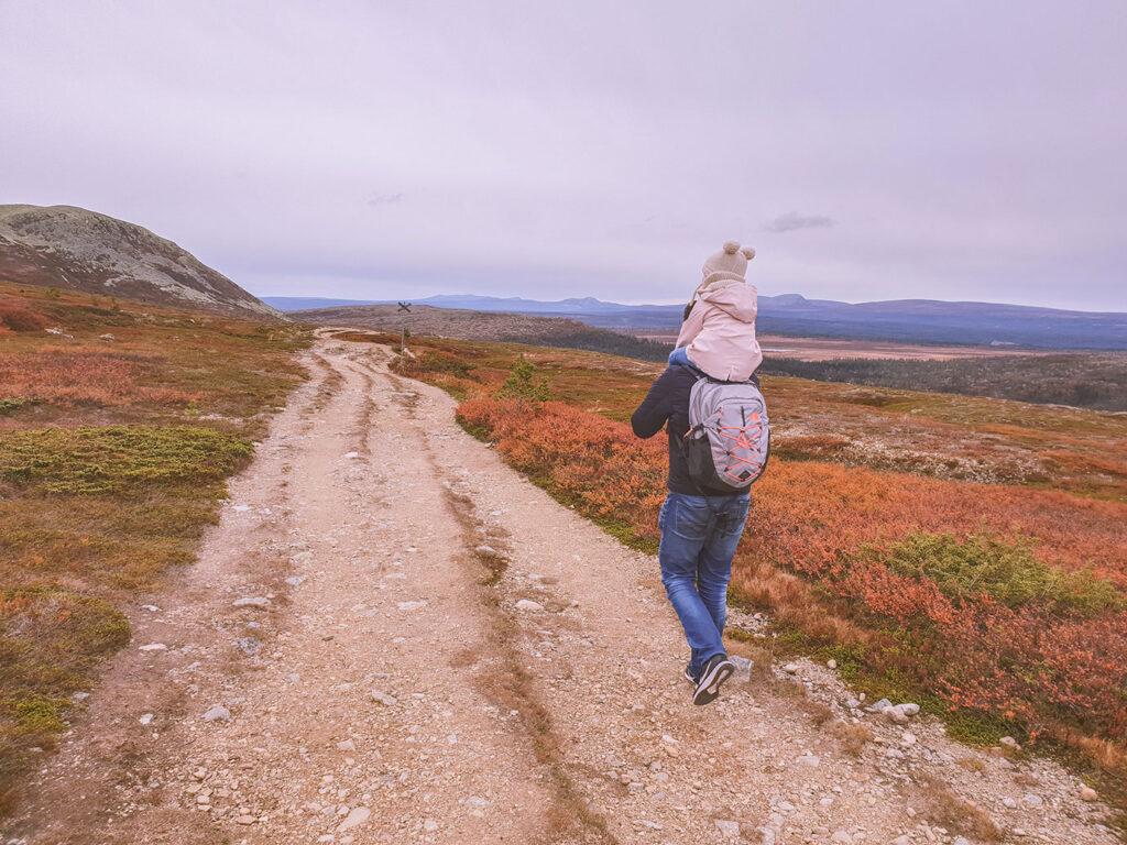 De route van Lianne: rondreis Zweden met een camper