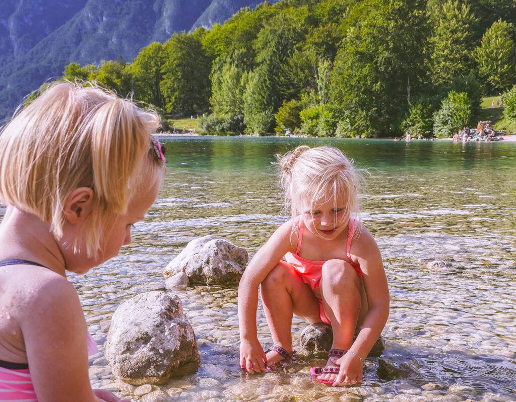 De route van Daniëlle: rondreis door Slovenië, Kroatië en Oostenrijk met kinderen.