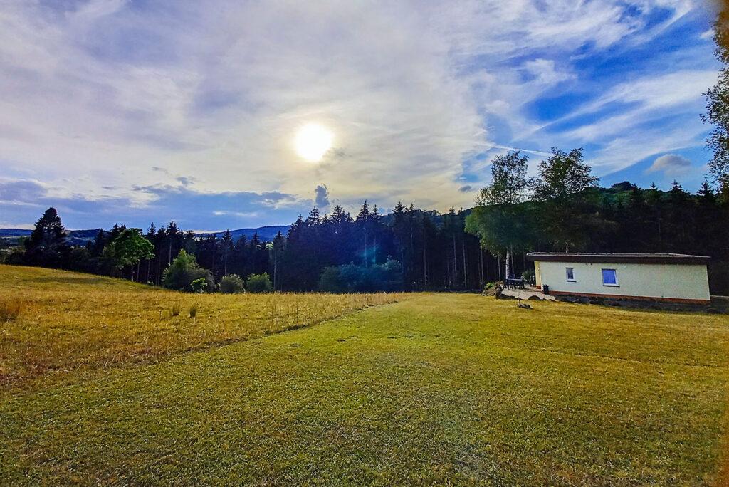 De vakantie van Winde: Bungalow in de Eifel