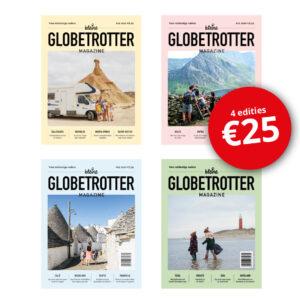 Kleine Globetrotter magazine jaargang 1