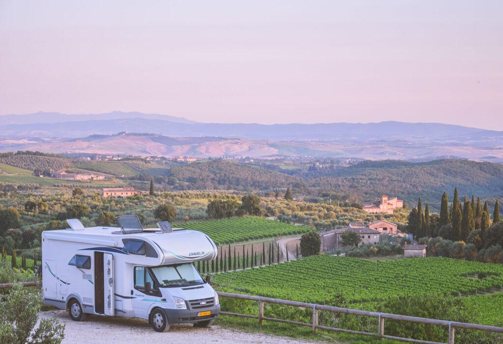 Camperrondreis door Italië met kinderen – de route van Natasja