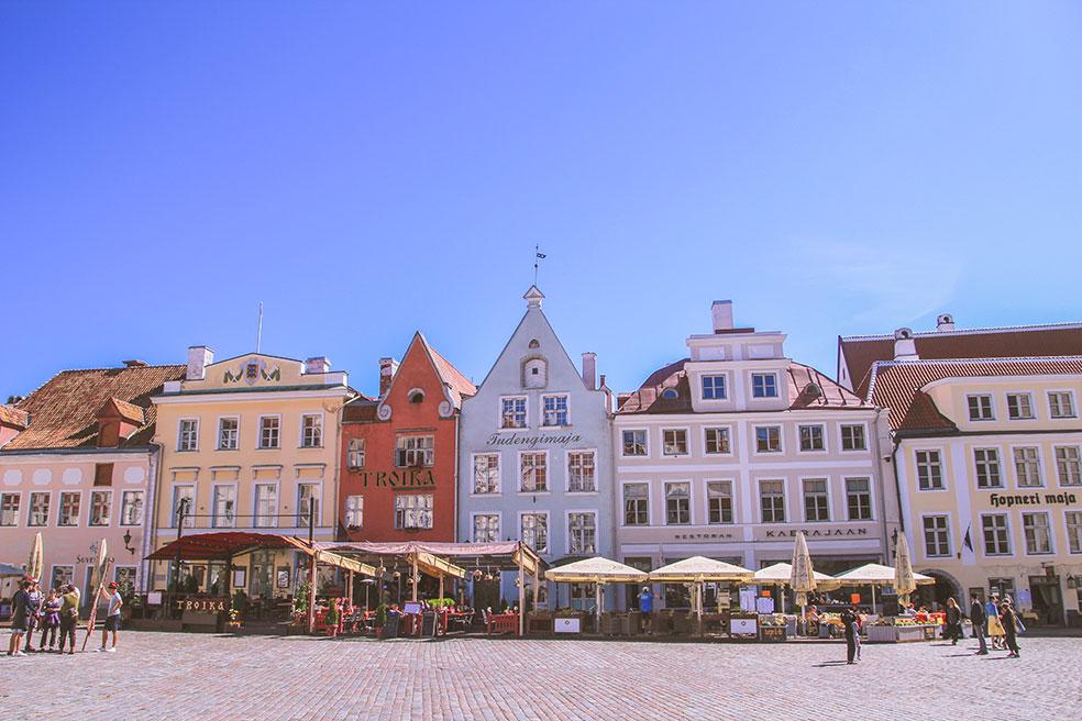 Rondreis Polen en Baltische Staten - Tallinn