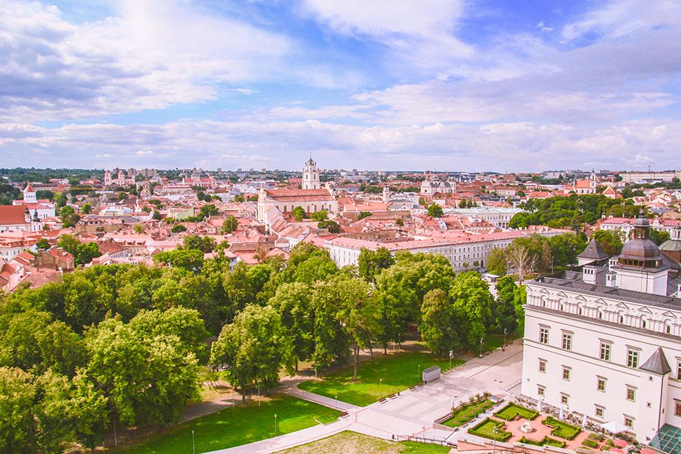 Rondreis Polen en Baltische Staten - Vilnius