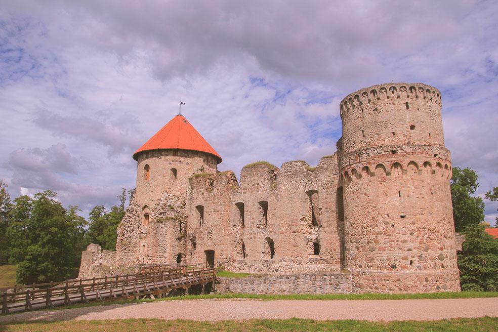 Rondreis Polen en Baltische Staten - Cesis