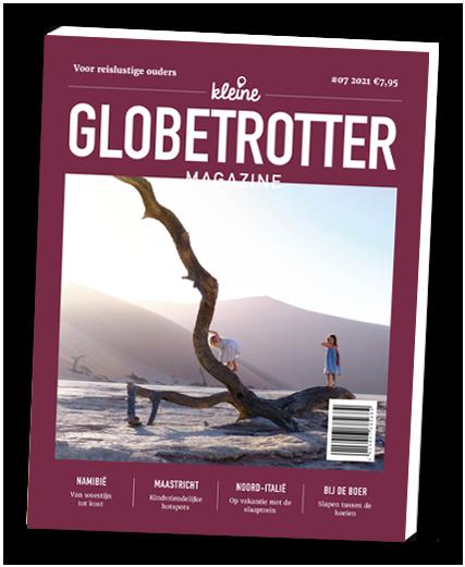 Kleine Globetrotter magazine