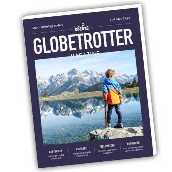 Kleine Globetrotter Magazine editie 8